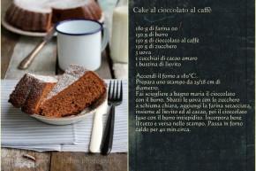 Cake cioccolato al caffè