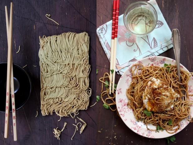 2014-01-31 tortine mandorle e spaghetti cinesi2