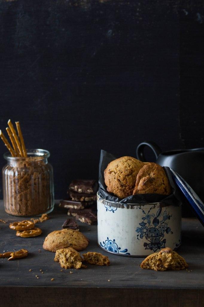 Cookies bretzls