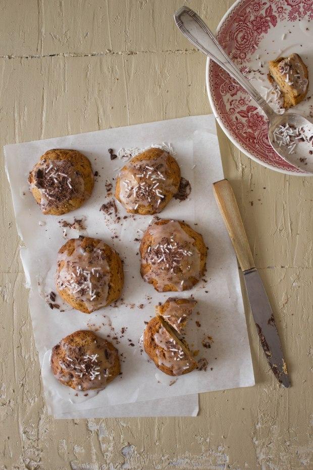 cookies glassati