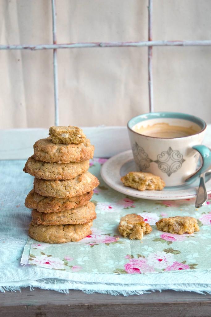 Cookie cioccolato bianco e curry 2