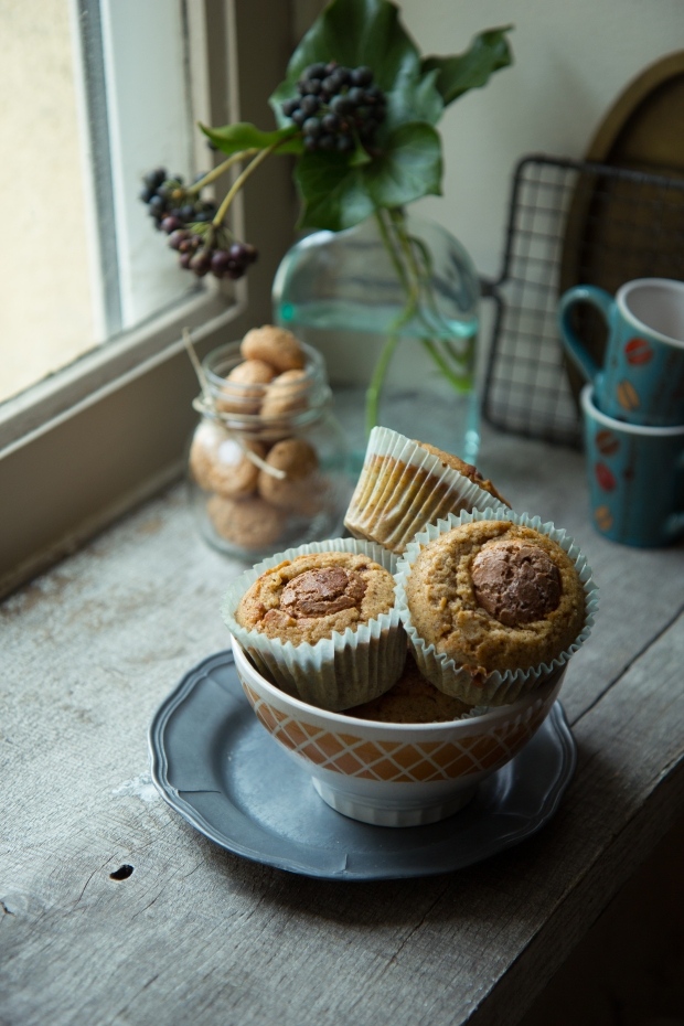 Muffins caffé amaretti
